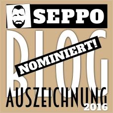 SBA - nominiert!